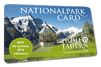 Nationalpark Card